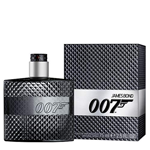 James Bond 007 Herren Parfüm - Eau de Toilette Natural Spray I - Unwiderstehlich-frischer Herrenduft - perfekter Sommerduft gepaart mit britischer Eleganz - 1er pack (1 x 75ml) - Make-up Man Wie