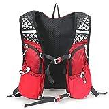Irfora Mochila Hidratación 5L Mochila para Correr Ligera Mochila para Correr Ciclismo Equitación Excursionismo Alpinismo