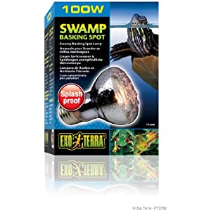 Exo Terra Bec Swamp Glo 100 W Pt3782