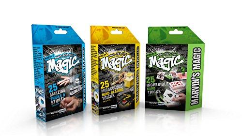 Marvin's Magic MMB 5700/3 Marvin's Mind-Blowing Magic Tricks Bundle