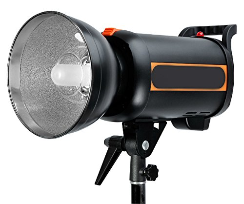 Godox qt-400 400 W GN65 Hohe Geschwindigkeit 1/5000S Studio Strobe Flash Leichte beleuchtungsdauer Lampe Head 220 V Recycling 0.05 - 1.2S Zeit + letwing Digital Gift Kit (qt-400) -