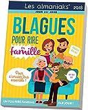 Telecharger Livres CALENDRIER Almaniak Blagues pour rire en famille 2018 (PDF,EPUB,MOBI) gratuits en Francaise
