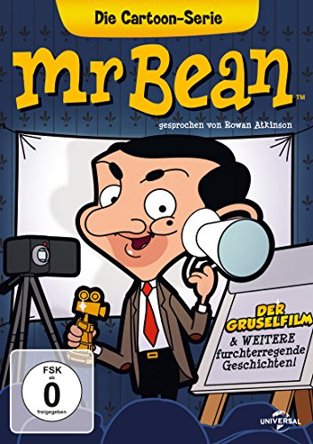Mr. Bean - Die Cartoon-Serie - Staffel 2/Vol. 1