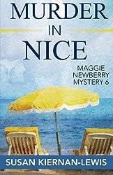 Murder in Nice (The Maggie Newberry Mystery Series) (Volume 6) by Susan Kiernan-Lewis (2014-09-05)