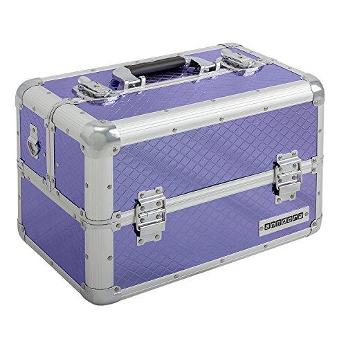 Etagenkoffer Beauty Case Kosmetikkoffer - in vielen Farben lieferbar