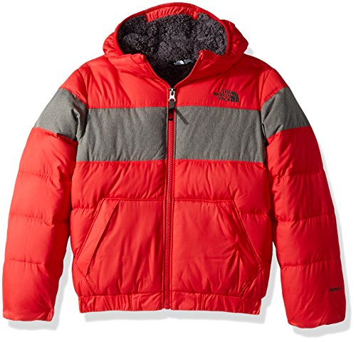 Kinder Jacke THE NORTH FACE Moondogy 2 Down Hooded Jacket - Down Face Boys North Jacket