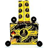 Scoria® Al-Fandi Pack Of 10 Roll Hookah Charcoals (Pack Of 10)