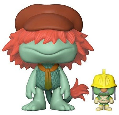 FunKo Pop TV Fraggle Rock Boober wDoozer