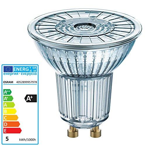 Parathom PAR16 230V GU10 4,6W 350lm KK*LED-Lampe 4000K kaltweiß 36° Dimmbar -