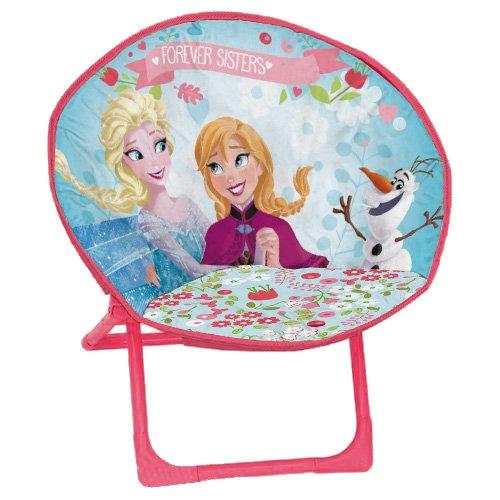 Frozen Kindersessel gepolstert AUSWAHL klappbar Sessel Fernsehsessel Faltsessel Kindermöbel Die Eiskönigin Anna Elsa (Frozen - Die Eiskönigin)