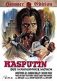 Rasputin - Der wahnsinnige Mönch (Hammer-Edition) - Christopher Lee, Barbara Shelley, Richard Pasco