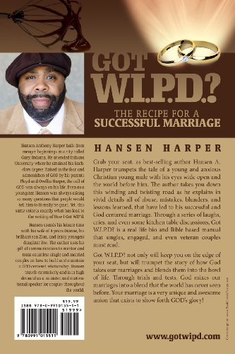 Got W.I.P.D.?: The Recipe For a Successful Marriage