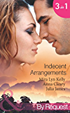 Indecent Arrangements: Tabloid Affair, Secretly Pregnant! / Do Not Disturb / Forbidden or For Bedding? (Mills & Boon By Request) (One Night at a Wedding, Book 2)