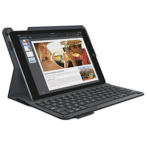 Logitech Type+ - Funda teclado integrado tablet Apple