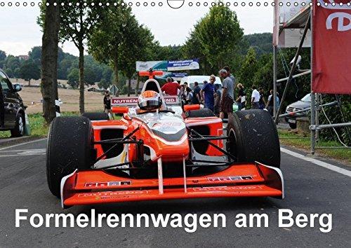 Preisvergleich Produktbild Formelrennwagen am Berg (Wandkalender 2017 DIN A3 quer): Zeitenjagd der Formelrennwagen beim Bergrennen (Monatskalender, 14 Seiten ) (CALVENDO Orte)