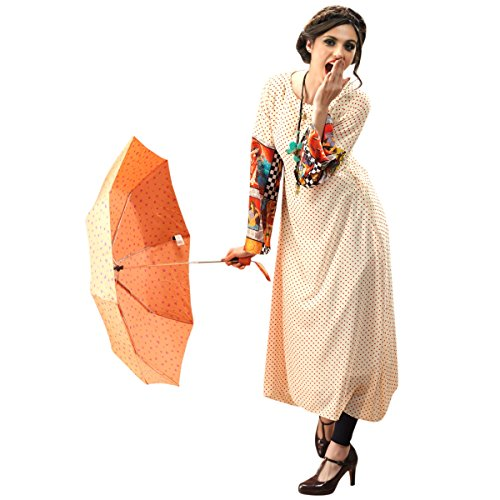 Aagaman-Fashions-Faux-Georgette-Kurti-ZTSAYSK1214Cream