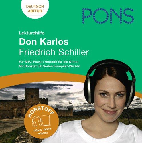 Lektürehilfen Friedrich Schiller