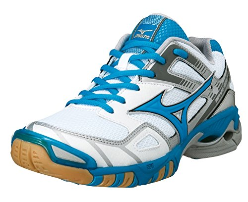 Mizuno Wave Bolt 3 Women's Scarpe Interne Blue