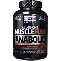 USN Muscle Fuel Anabolic Muscle Gain Shake Powder, Chocolate, 2 kg