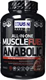 USN Muscle Fuel Anabolic Lean Muscle Gain Shake Powder, 2 kg - Chocolate