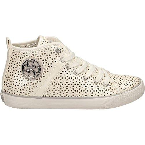Guess , Chaussures de sport d'extérieur pour femme blanc Bianco 37 EU Bianco