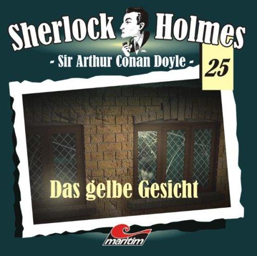 Buchseite und Rezensionen zu 'Sherlock Holmes 25: Das gelbe Gesicht' von Arthur C Doyle
