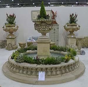 2.7m Ragley Fountain with centrepiece