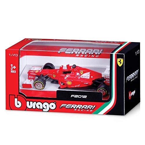 Bburago Ferrari F1 Vettel 1:43 (Sortiert Modelle)
