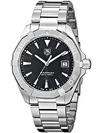 TAG Heuer Herren-Armbanduhr Analog Quarz Edelstahl WAY1110.BA0910