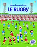 Le rugby - Autocollants Usborne