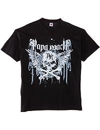 Papa Roach Herren Crossbones Drips T-Shirt