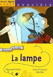 Histoires à la carte, Tome 4 : La lampe