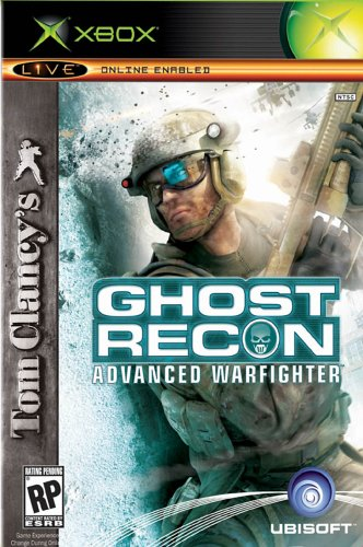 UBI Soft Tom Clancy's Ghost Recon Advanced Warfighter - Xbox