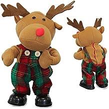 Weihnachtsbilder Elch.Suchergebnis Auf Amazon De Für Singendes Rentier