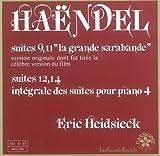 Songtexte von Éric Heidsieck - Haendel - Intégrale des 16 suites pour piano Vol.4