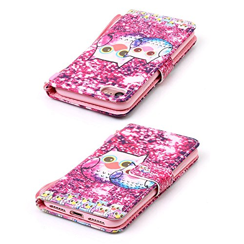 Eine Vielzahl von Farben XFAY HX-455 iPhone 6 Handyhülle Case für iPhone 6 Hülle im Bookstyle, PU Leder Flip Wallet Case Cover Schutzhülle für Apple iPhone 6-5 Farbe-4