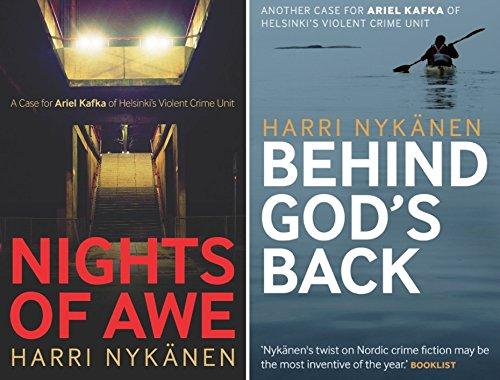 An Ariel Kafka Mystery (2 Book Series)