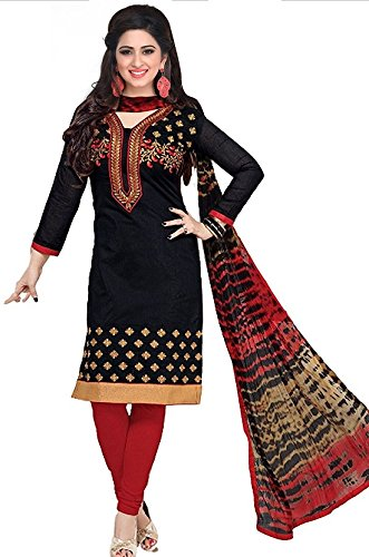 Dress Material(Fashion Dream Women\'s clothing dress material party wear today offers low price sale buy online Synthetic febric free size salwar suit dupatta)