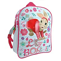 Peter Rabbit Girls Lily Bobtail Backpack Rucksack