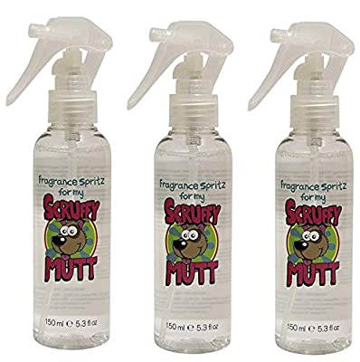 HowYouShopUK® X3 Professional Dog Cologne Pet Perfume Scent Finishing Spray Fragrance Grooming ... from Scruffy Mutt