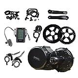 Bafang BBS02B Mid Drive 500 Watt 36 V Elektrische Fahrrad Conversion Kit Fahrrad Motor Kit Elektromotor für Fahrrad