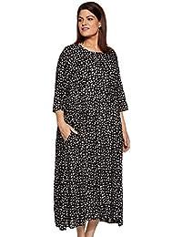 MyBlush Rayon a-line Dress