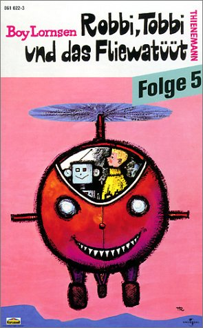 Robbi, Tobbi und das Fliewatüüt, Folge 5