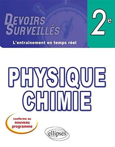 Physique Chimie Seconde nouveau programme by Lydie Clolus (2011-01-18)
