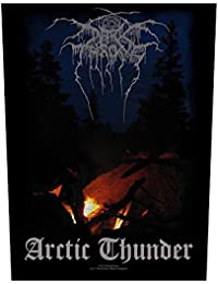 DARKTHRONE - Arctic Thunder - Rückenaufnäher / Backpatch