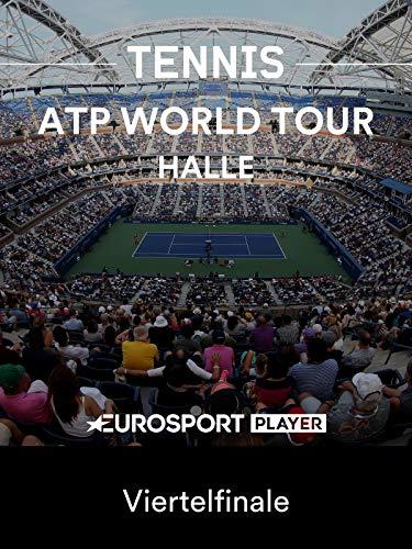 Tennis: ATP Tour (500) -Noventi Open in Halle (Westfalen) - Viertelfinale