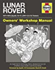 Lunar Rover Manual - 1971-1972 (Apollo 15-17; LRV1-3 & 1G Trainer)