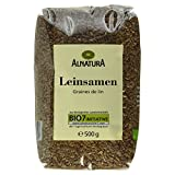 Alnatura Bio Leinsamen, 7er Pack (7 x 500 g)