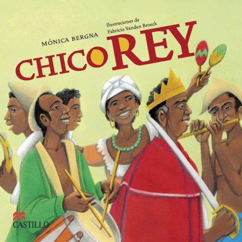 Chico Rey (La Otra Escalera / The Other Stairs) por Monica Bergna