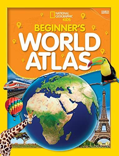 National Geographic Kids Beginner's World Atlas (2019 Update)